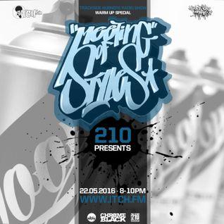 DJ Philly & 210 Presents - Trackside Burners Radio Show 134 - MOS