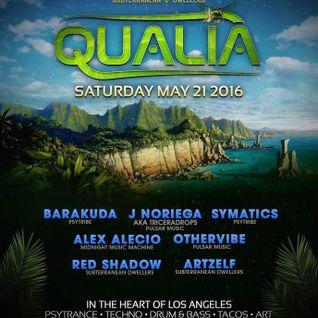 Alex Alecio live @Qualia