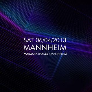 Dubfire - Live @ Time Warp 2013 (Mannheim) - 06.04.2013