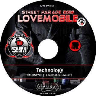 Technology Live @ Swiss Hardstyle-Mafia Lovemobile 2016