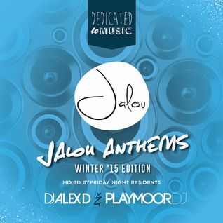 Jalou Anthems- Winter '15 Edition (Disc 01) - Latest Urban Anthems