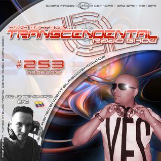David Saints pres. Transcendental Radio Show #253 (08/06/2012)