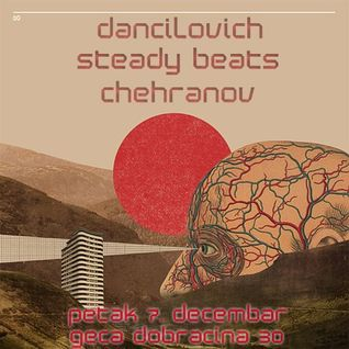 Dancilovic@Geca Club, Bg 7.12.2012