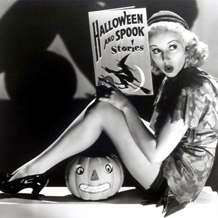 A Vintage Halloween Frightfest