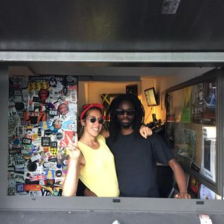 Dark & Lovely Global Roots w/ Skinny & Gabrielle Bobrovizki - 9th August 2015