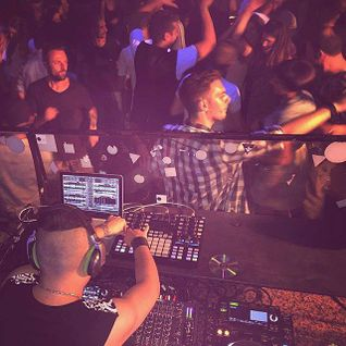 Fed Conti @ Groove On, Rush Club July 03th 2016 Torino