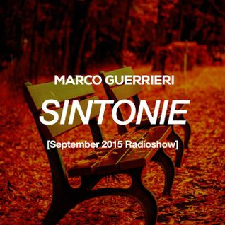 Sintonie - Digitally Imported [Sep 2015 Radioshow]