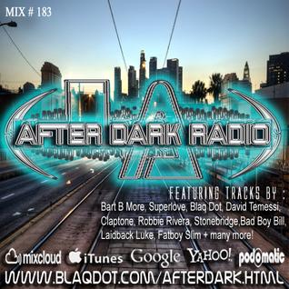 After Dark 2K16 mix8 #183