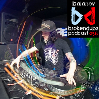 Balanov - Brokendubz Podcast038