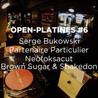 Brown Sugar & Shakedon • Open-Platines #6 • LeMellotron.com