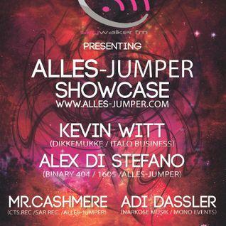 Kevin Witt Live @ alles-jumper Showcase