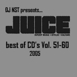 DJ NST - best of juice CDs 51-60