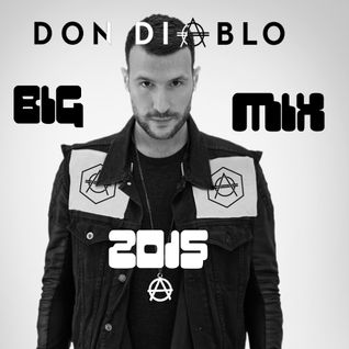 Don Diablo - BIG MIX 2016 (BEST OF) (mixed by MARV!N K!M)