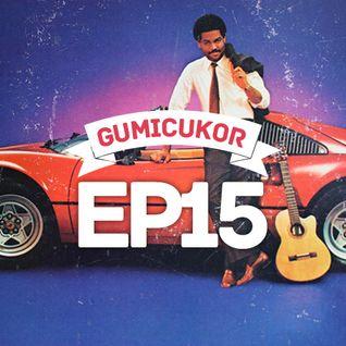 Gumicukor EP15 w/mahagonee  Neston radio
