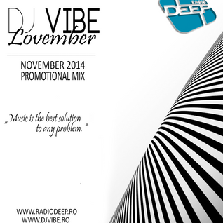 DJ ViBE - Lovember (November 2014 Promotional Mix)