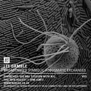 Lee Gamble w/ N1L Guest Mix - 20th August 2015