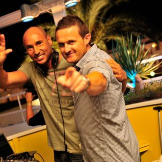 DJ Iban Reus & Rad Damon @Space Ibiza Closing 2010