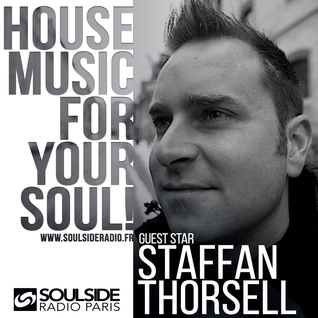 SOULSIDE RADIO GUEST SESSION - STAFFAN THORSELL (JAN 2016)