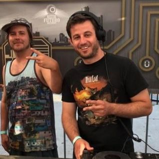 Nigel One b2b Joel Oliver at Tec Troit 2016