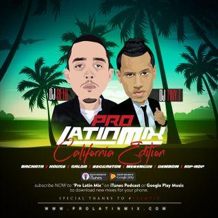DJ Beto & DJ Tiny T - Pro Latin Mix #10 - California Edition - The Mixtape