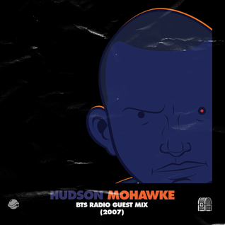Hudson Mohawke (Warp, LuckyMe) - Live on Andrew Meza's BTS Radio ('07)