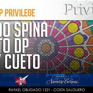Sershy Cueto @ Privilege BA 17.11.12