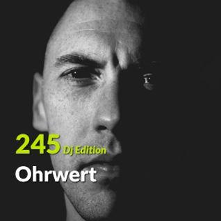 """E.P. 245  """"Dj Edition"""": Ohrwert"""
