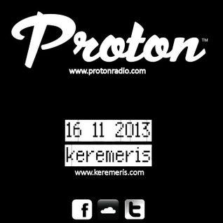 keremeris - For Proton Radio Live Dj SEt