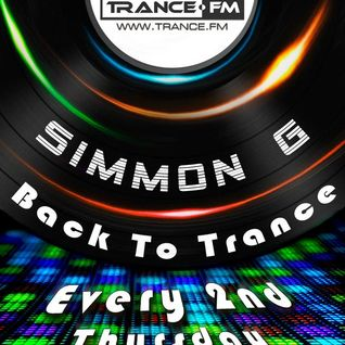 Simmon G - Back To Trance 004