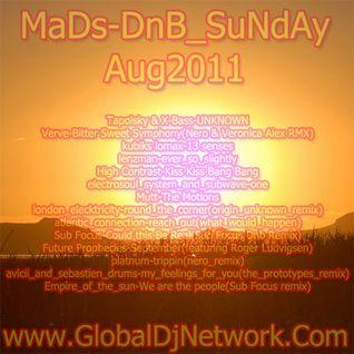 MaDs-DnB_SuNdAy Aug2011
