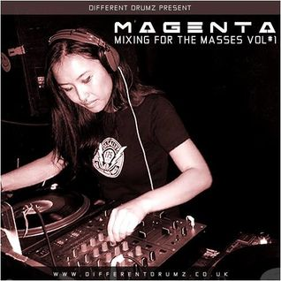 Mixing For The Masses Vol. 2 (mixed by Magenta) [Different Drumz Radio]