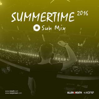 NEXY @ SUMMERTIME 2016 (Sun Mix) [NEXY Stream 019]