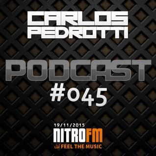 Carlos Pedrotti - Podcast #045