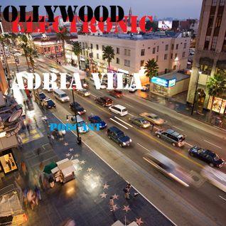 Adria Vila @ Hollywood Electronic