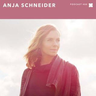XLR8R Podcast 400: Anja Schneider