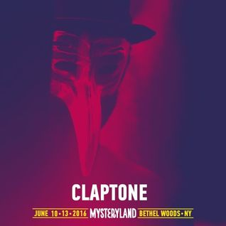 Claptone – mix in preparation for his #MLUSA 2016