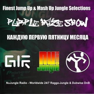 Purple Haze Show - MOZDJ @ NuJungle.Com (05 August 2016)