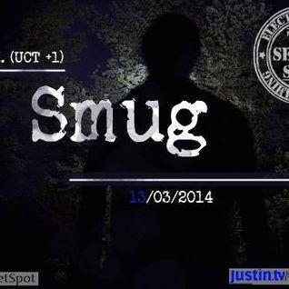Dj Smug -  live at The Secret Spot