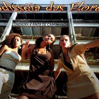 Entrevista com o grupo Odisseia das Flores