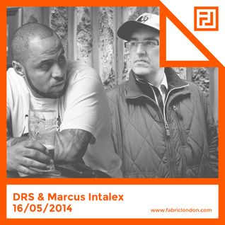MC DRS & Marcus Intalex - Mid Mic Crisis Mix For FABRICLIVE
