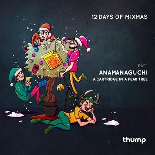 12 Days of Mixmas - Day 1 - Anamanaguchi - A Cartridge in a Pear Tree