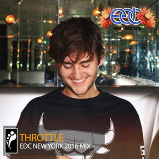 Throttle — EDC New York 2016 Mix