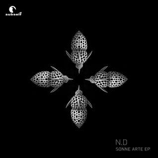 [SS027] N.d - Sonne Arte EP (incl Subforms Remix)