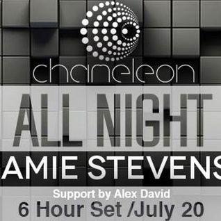 """Jamie Stevens DJ Set Part 1 """"Chameleon All Night"""""""