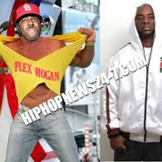 Funk Flex Goes OffOn Charlemagne Of Power 1051