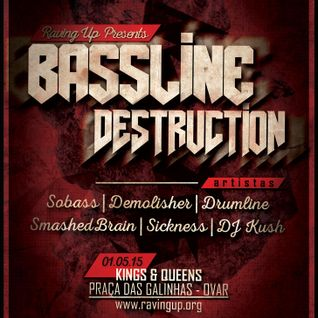 Demolisher - Bassline Destruction #1 PromoMix