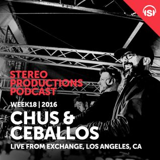 WEEK22_16 Chus & Ceballos Live from Summer Sensation Festival, Strasbourg FR