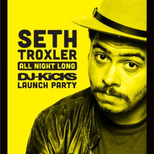 Seth Troxler - Live @ DJ Kicks Launch Party, Closure (ADE 2015, Amsterdam) - 16.10.2015