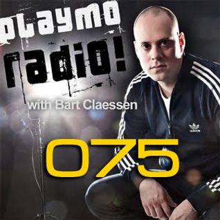 Bart Claessen - Playmo Radio 75