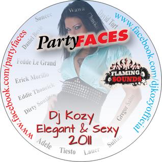 Dj Kozy - Elegant & Sexy 2011